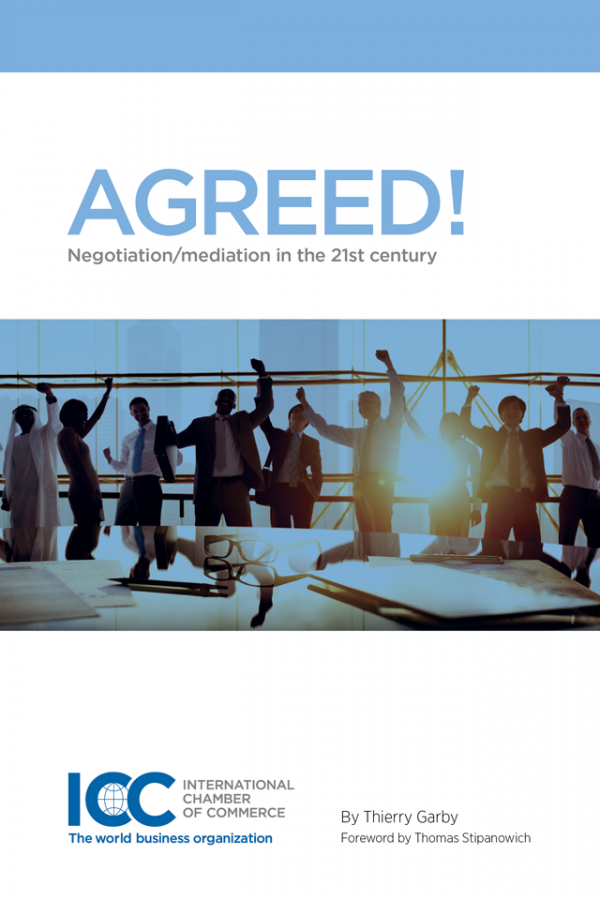 Agreed! Negotiation/Mediation in the 21st century By Thierry Garby Lingua Inglese