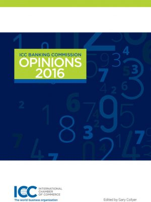 ICC Banking Commission Opinions 2016 - ebook