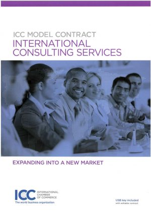 ICC Model Contract International Consulting Services - Lingua Inglese