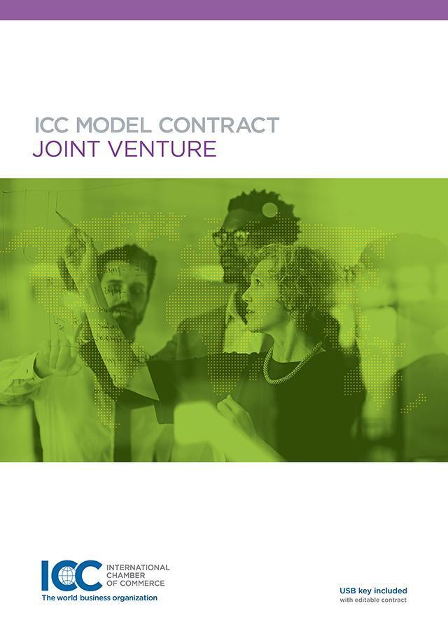 ICC Model Contract - Joint Venture - 2018 Lingua inglese