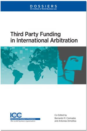Third-party Founding in International Arbitration Dossier X - Lingua inglese