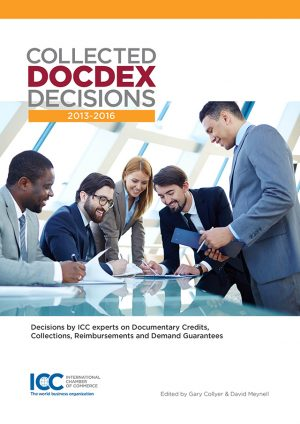 Collected DOCDEX Decisions 2013 - 2016 lingua inglese versione ebook