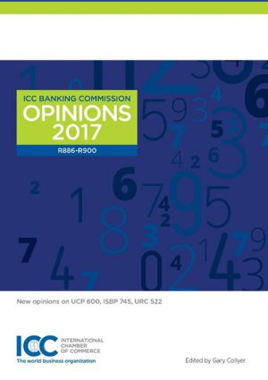 ICC Banking Commission Opinions 2017 - versione ebook