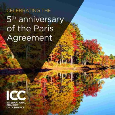 5th anniversary of the Paris Agreement